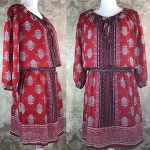 Kit From the Kloth Pattern Dress New